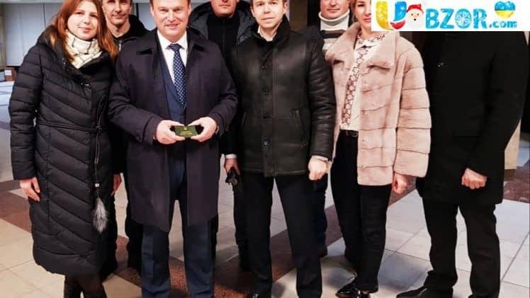 Віталій Скоцик отримав офіційне посвідчення кандидата на пост Президента України