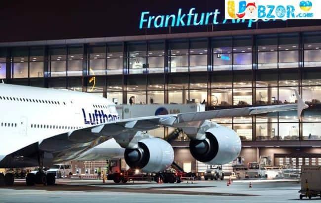 Німецький аеропорт просить пасажирів перебронювати квитки через страйки