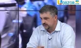 """Лідер """"Євробляхерів"""" Ярошевич йде в президенти"""