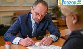 Безсмертний подав документи в ЦВК для участі в президентських виборах