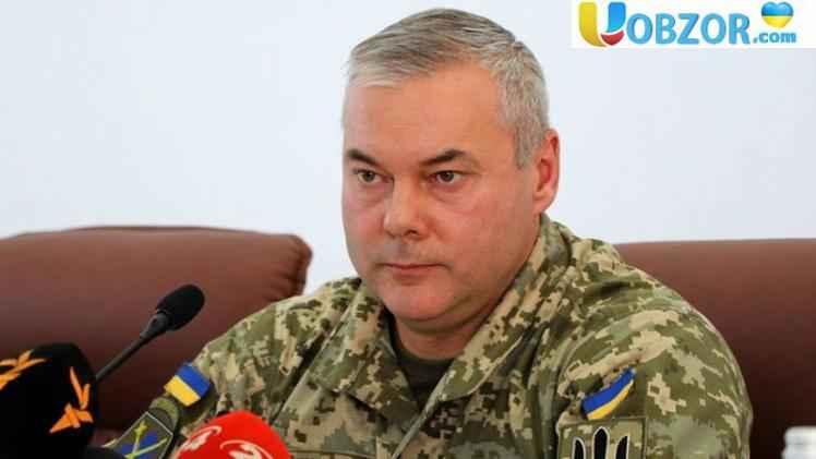 Наєв: є ознаки того, що РФ готуються до наступу на Україну