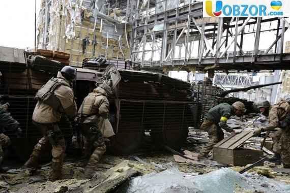 """20 січня в Україні згадують загиблих """"кіборгів"""" Донецького аеропорту"""