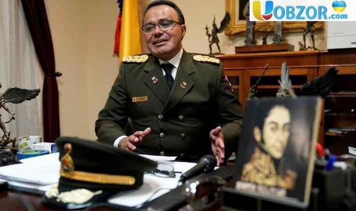 Військовий аташе Венесуели в США визнав Хуана Гуайдо президентом