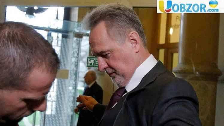 Суд Кіпру арештував все майно мільярдера Фірташа