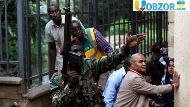 У Найробі бойовики атакували п'ятизірковий готель: Є ЖЕРТВИ