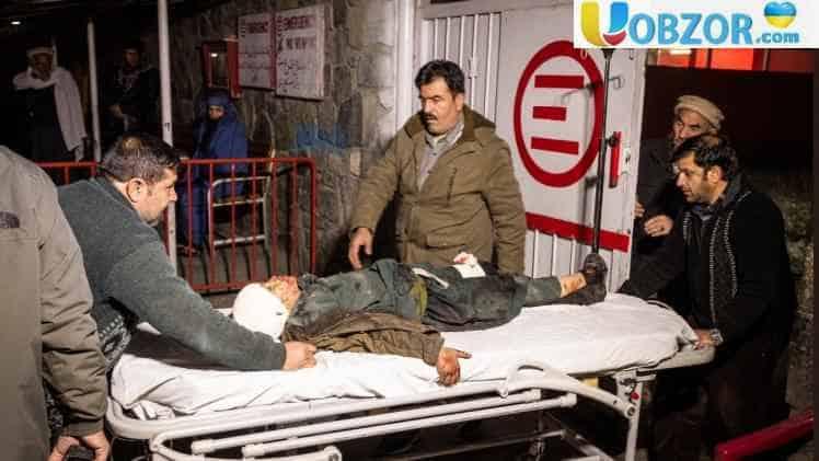 У Кабулі пролунав вибух: 4 людини загинули, 90 постраждали