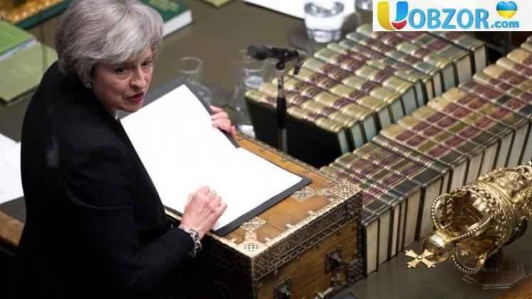 Парламент Британії прийняв дві поправки до Угоди по Brexit