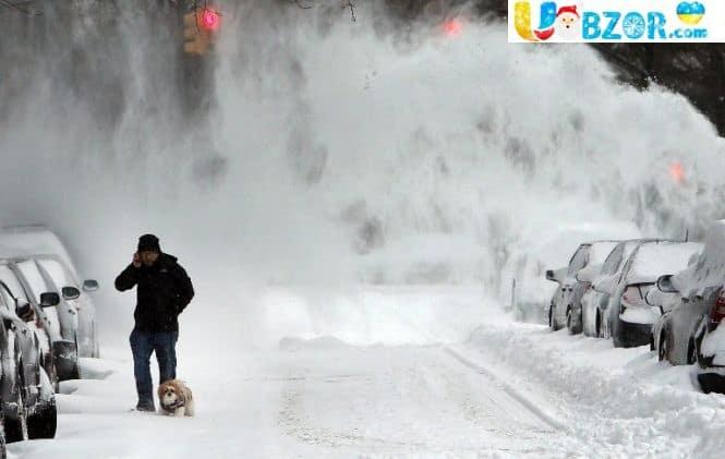 Українців попередили про погіршення погодних умов: заметіль та ожеледь