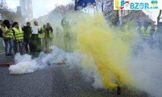 """У Бельгії судять найбільш агресивних """"жовтих жилетів"""""""