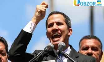 Трамп визнав тимчасовим президентом Венесуели главу парламенту