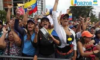 Венесуела розриває дипломатичні відносини з США