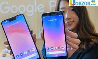 Новий смартфон Google Pixel