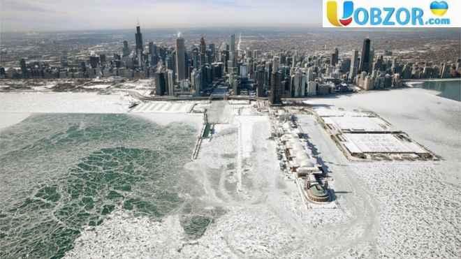 У США в результаті аномальних морозів загинула 21 людина