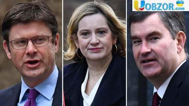 Троє міністрів Британії закликали Мей відкласти терміни виходу з ЄС