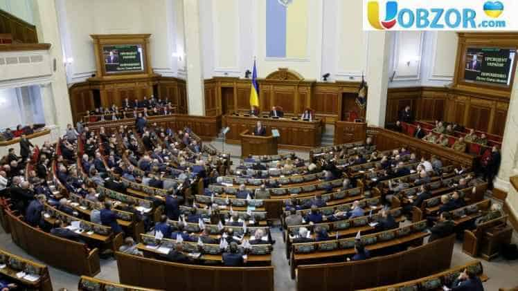 Курс України в НАТО і ЄС: Рада підтримала зміни до Конституції