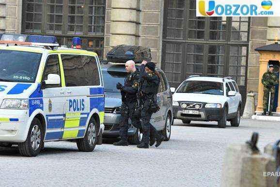 Поліція Швеції затримала підозрюваного у шпигунстві на користь РФ