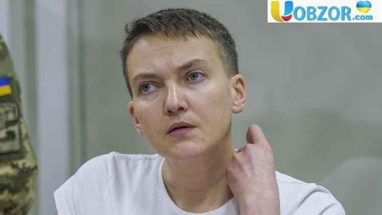 ГПУ має неспростовні докази участі Савченко в підготовці теракту