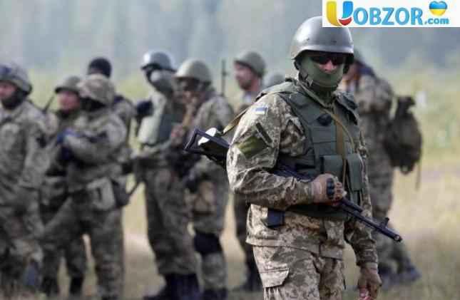 Добу в ООС - Війна на Донбасі