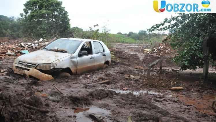 Прорив дамби в Бразилії: число жертв збільшилося до 176 чоловік