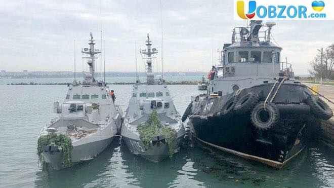 Російський суд залишив під арештом ще 4 українських моряків