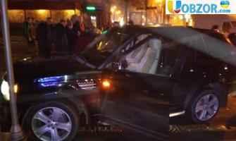 В Одесі автомобіль з Богомолець порушив правила і спровокував ДТП