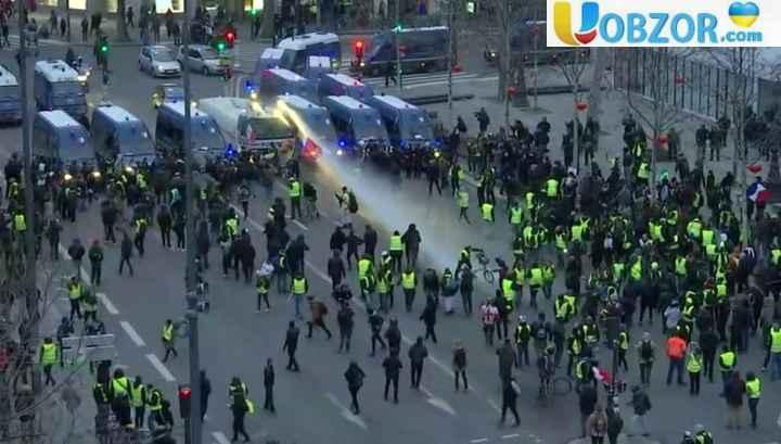 """Протест """"Жовтих жилетів"""""""