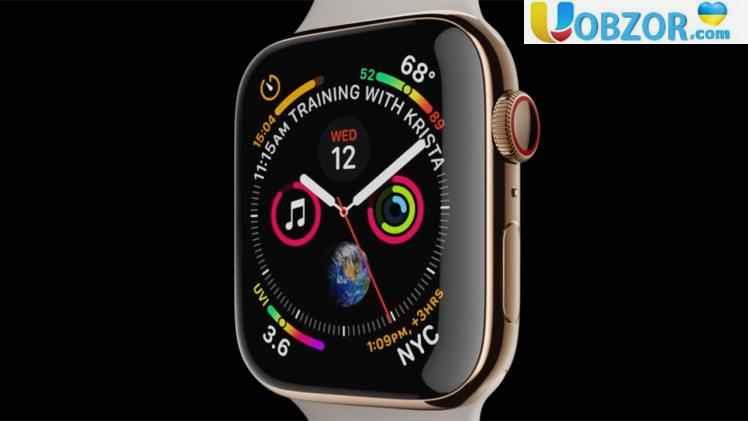 Нові Apple Watch простежать за якістю сну