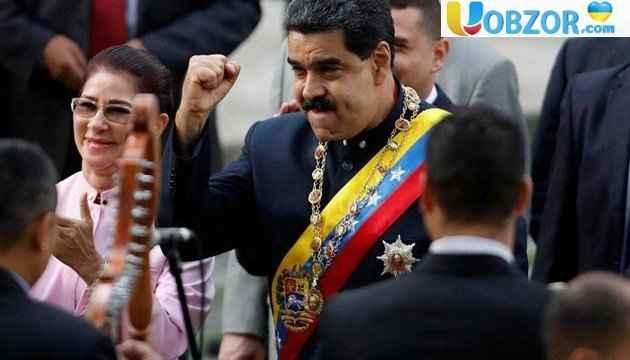 В уряді Мадуро відреагували на нові санкції з боку США
