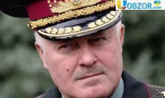 СБУ і прокуратура затримали за підозрою в державній зраді екс-голову Генштабу В. Замана