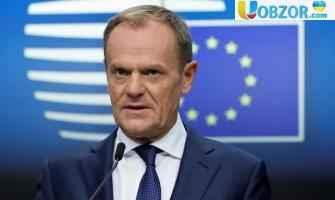 Туск підтримав перенесення терміну виходу Великобританії з ЄС