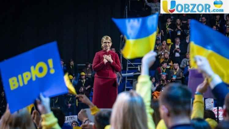 Зустріч Юлії Тимошенко з виборцями в Білій Церкві намагалися зірвати