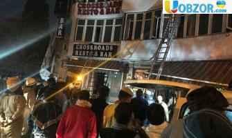 В Індії в готелі сталася масштабна пожежа: 17 загиблих