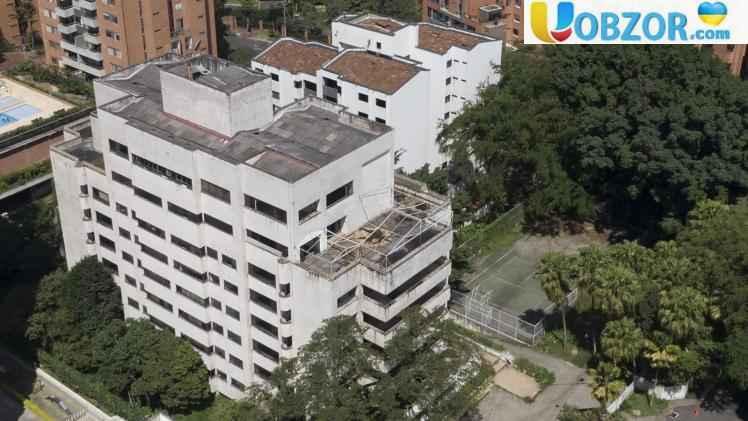У Колумбії підірвали будинок наркобарона Пабло Ескобару