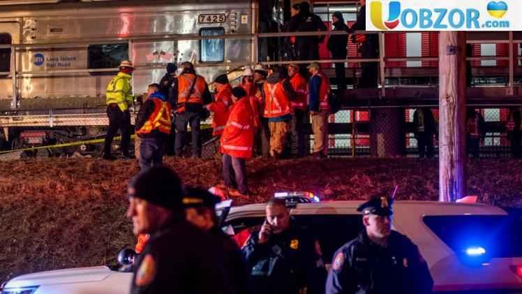 Аварія пасажирських потягів в США: три людини загинули