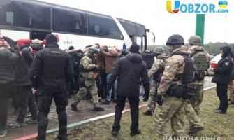 З Києва до Одеси направляли автобуси з озброєними людьми, - поліція