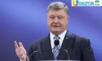 Порошенко заявив про необхідність присутності НАТО в Чорному морі