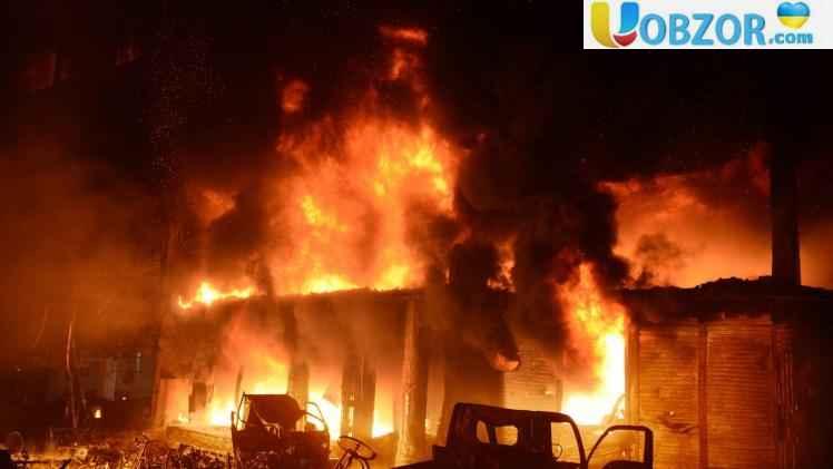 У столиці Бангладеш спалахнула масштабна пожежа: 70 загиблих