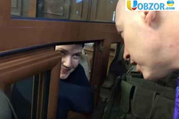 Савченко зізналася в бажанні підірвати Раду: ВІДЕО