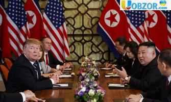 Переговори Трампа і Кім Чен Ина закінчилися без підписання угоди