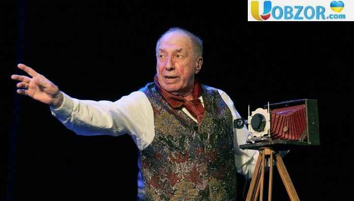 Помер Сергій Юрський: його гумор згадують зі сльозами на очах