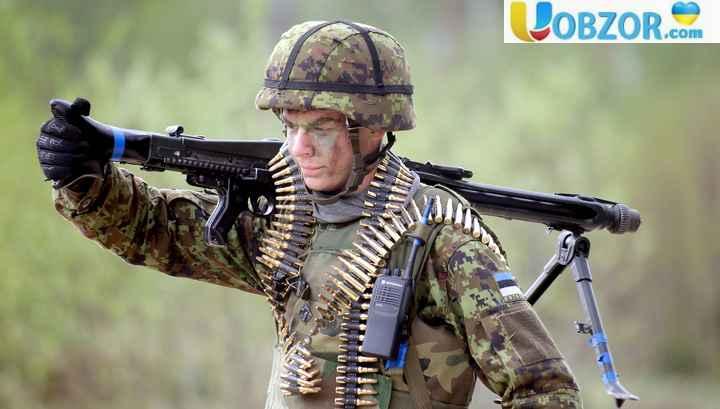 Характер оборонних витрат Естонії демонструє її підготовку до війни