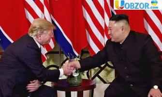 Трамп і Кім Чен Ин продовжать зустріч 28 лютого