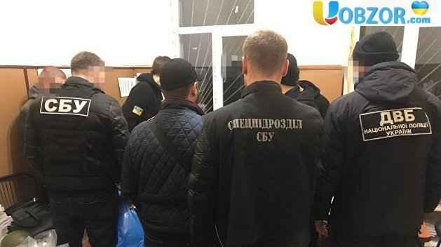 При спробі підкупу Тимошенко затримано голову однієї з політичних партій - ГПУ
