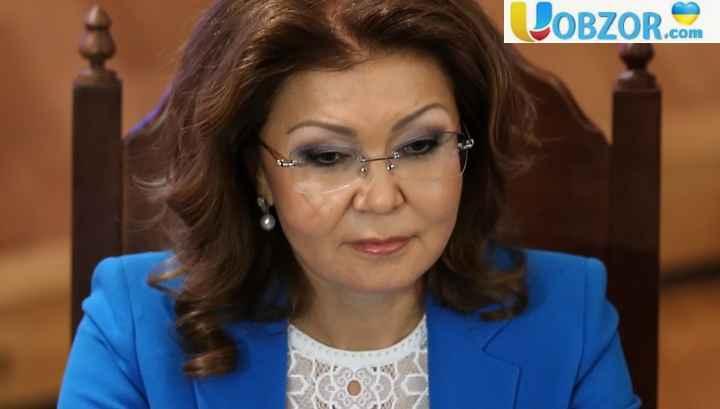 Старша дочка Назарбаєва стала другою людиною в Казахстані
