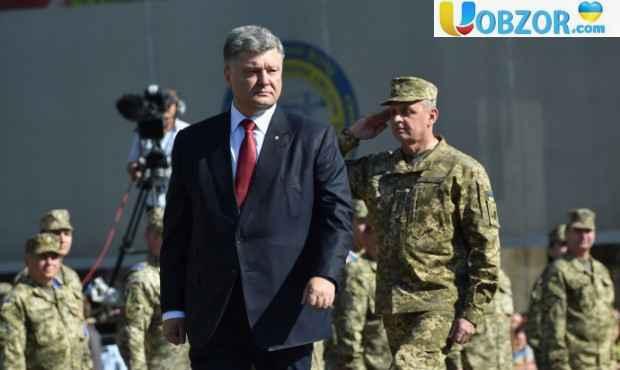 Порошенко відправився на Донбас для зустрічі з добровольцями