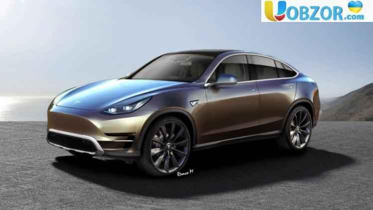 Компанія Tesla представить кросовер Model Y 14 березня