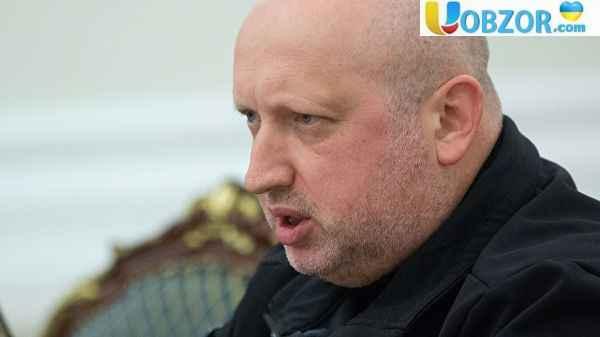 Турчинов заявив про загрозу скорочення чисельності населення