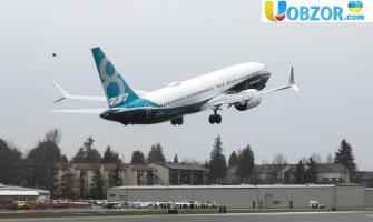 У США відмовилися зупиняти експлуатацію літаків Boeing 737 Max