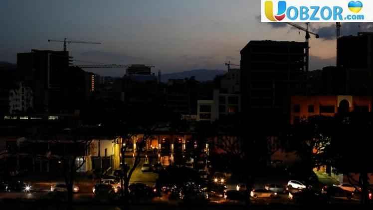 У Венесуелі знову відключили електроенергію