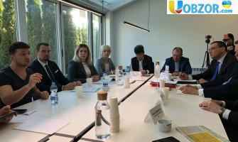 Володимир Зеленський провів зустріч з представниками бізнесу